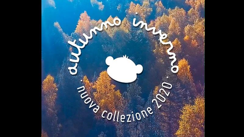 VIDEO DELLA NUOVA COLLEZIONE AUTUNNO INVERNO 2020 DI PISAMONAS!