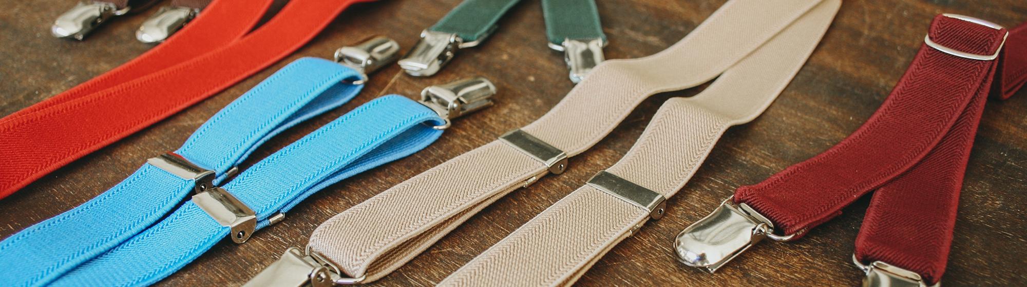 Bretelle e Cintura