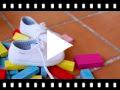 Video from Scarpe Bambini tipo Sneakers con lacci