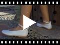 Video from Ballerine Bambina Originali Cinturino Brillantini