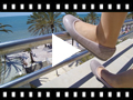 Video from Ballerine di Lino Metallizzato