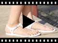 Video from Sandali Gomma Infradito Ursula