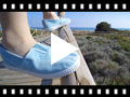 Video from Sneakers Camping Slip On con Elastico