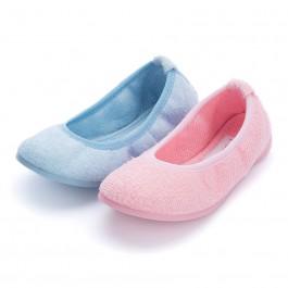 Pantofole Casa Bambina Spugna Ballerine