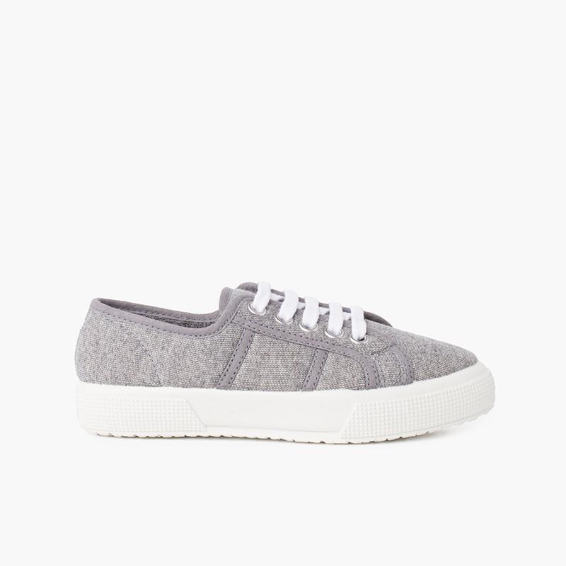 Sneakers in Maglia Organica