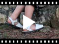 Video from Sandali Minorchine Bambini  Avarcas nappa velcro