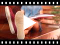 Video from Espadrillas in Twill Taglie grandi  34-45