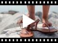 Video from Sandali Bambina XTI infradito di nabuk