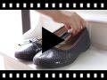 Video from Ballerine Bambine e Donne stampa Serpente