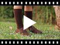 Video from Mocassini Bambino effetto Scamosciato