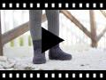 Video from Stivali Bambina effetto Scamosciato Cerniera