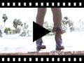 Video from Stivali di gomma bambina vernice di Igor