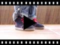 Video from Scarponcini scamosciati bambini lacci e cuciture colorati