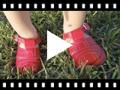 Video from Sandali Neonato Pelle