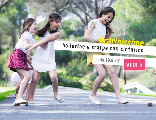Ballerine per Bambina Primavera Estate 2017