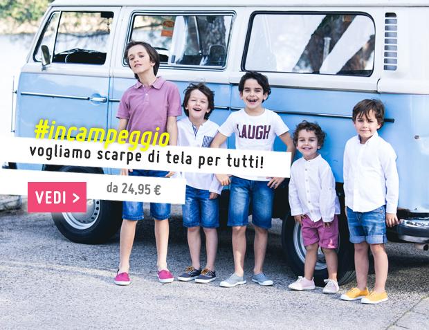 Sneakers Bambino Collezione Primavera Estate 2017