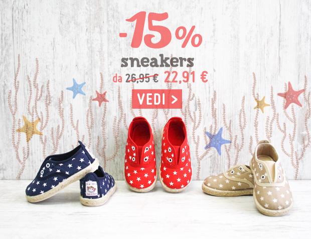 Sneakers Saldi Primavera Estate 2017