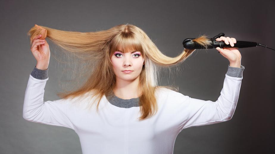 Tipi di stiratura per i capelli