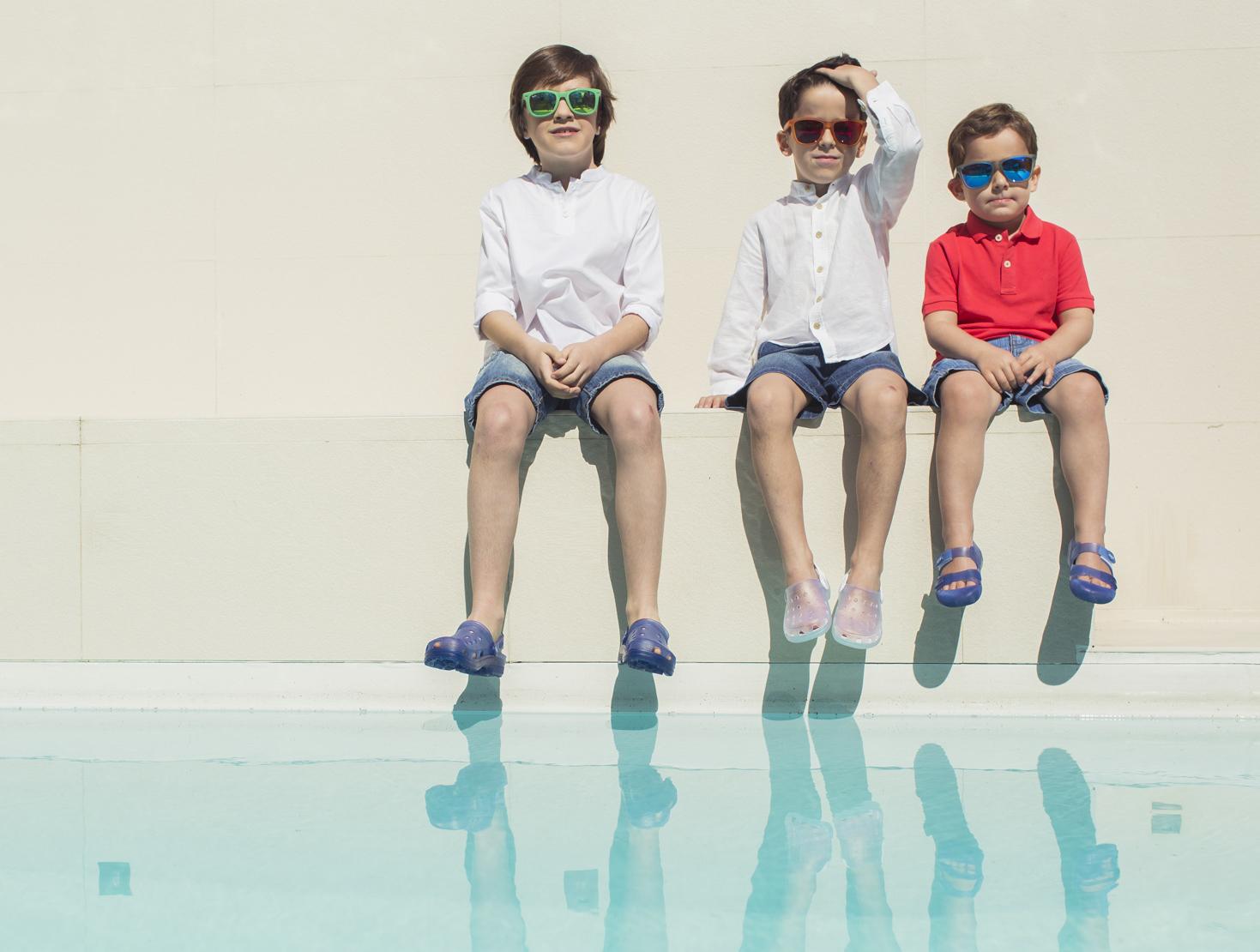 baños y niños seguros con los consejos Pisamonas