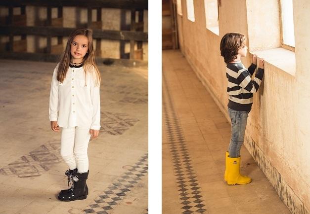 Stivali da Pioggia per Bambino