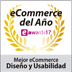 Migliore Ecommerce Design e Usabilità SHOWAWARDS17 (2017)