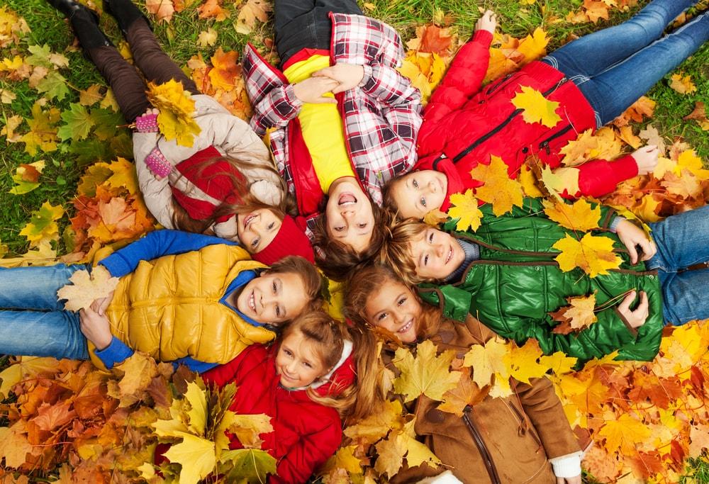 Attività d'autunno per bambini