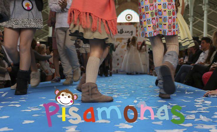 Desfile calzado infantil Pisamonas